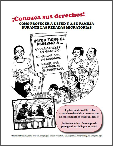 KnowYourRights-Spanish
