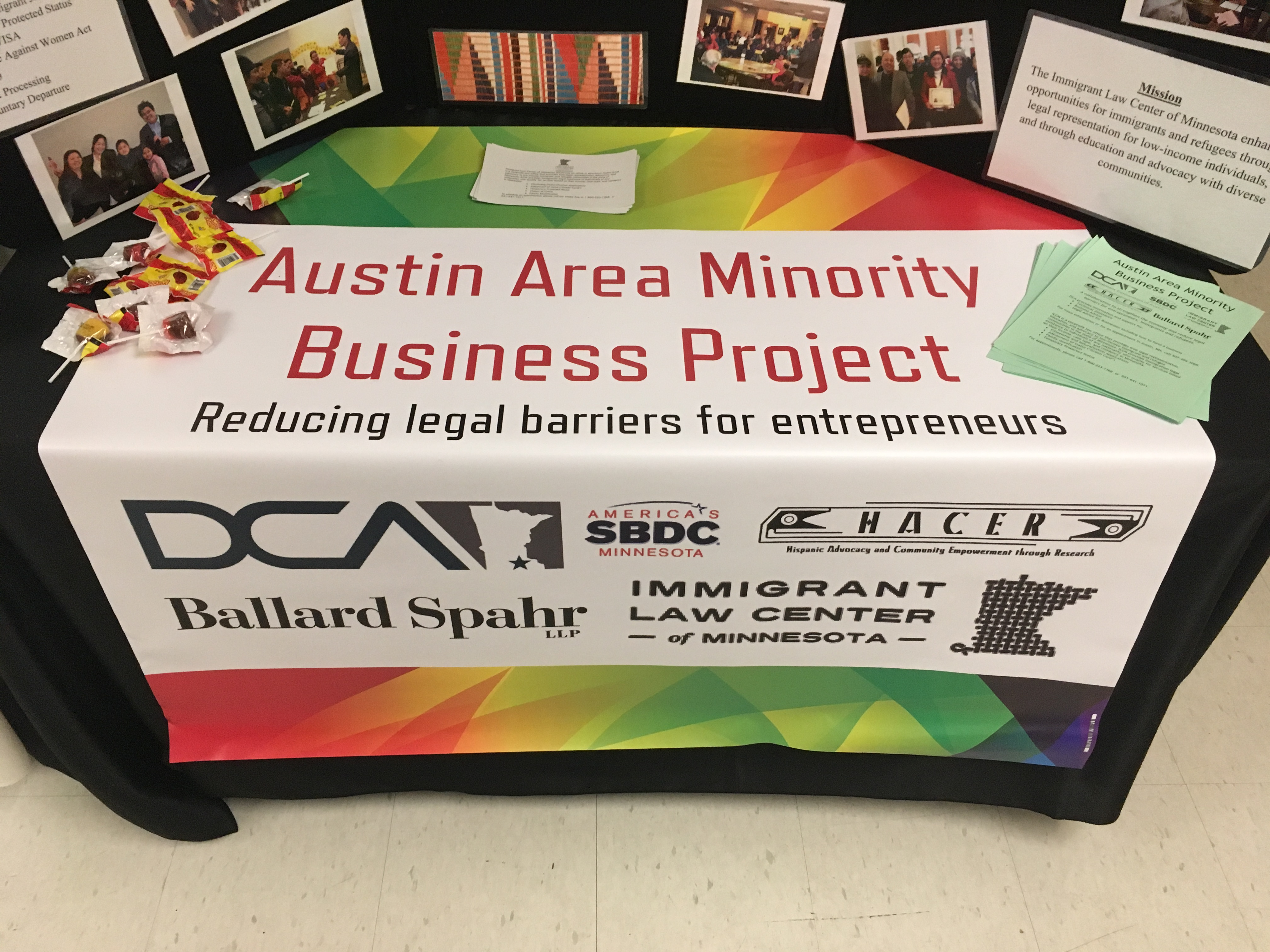 austin area minority business project immigrant law center of