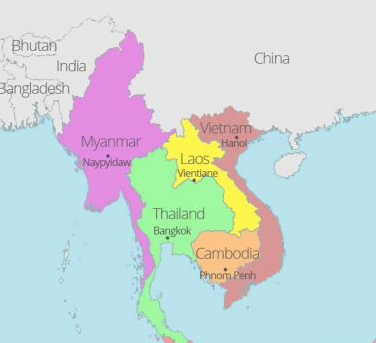 Immigrants By State Map.Alert To Immigrants From Burma And Laos Immigrant Law Center Of